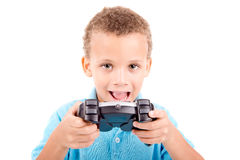 Videogames Stock Photo