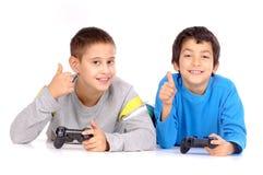 Videogames Royalty Free Stock Photos