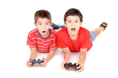 Videogames Stock Images