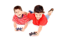 Videogames Stock Image