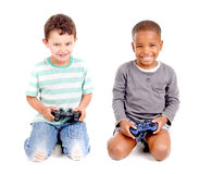 Videogames Royalty Free Stock Images