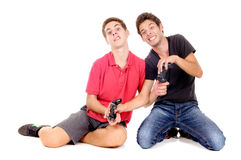 Videogames Royalty Free Stock Photos