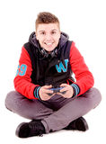 Videogames Royalty Free Stock Photography