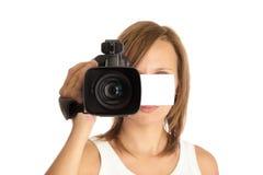 Videographer Fotos de archivo