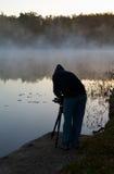 Videographer Stockfotografie