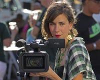 Videography Stockfotos