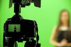 Videography Royaltyfri Fotografi