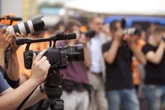 Videokamera Royaltyfria Foton