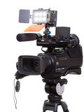 Videokamera Stockfotografie
