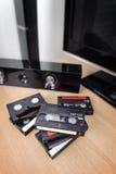 Videokassett Royaltyfri Bild