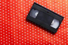 videokassette Lizenzfreies Stockbild