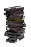 Videokassette Stockfoto