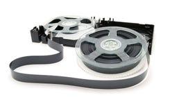 Videokassetten-Band Stockfoto