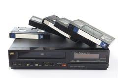 Videorecorder lizenzfreie stockbilder