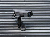 Videosorveglianza Fotografia Stock Libera da Diritti