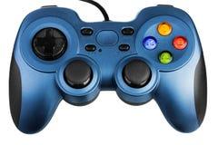 Videospelletjecontrolemechanisme Stock Afbeeldingen