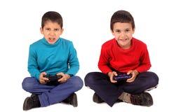 Videospelletjes Stock Afbeelding