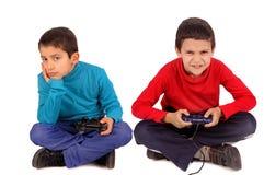 Videospelletjes Stock Afbeeldingen