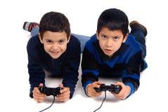 Videospelletjes Royalty-vrije Stock Foto