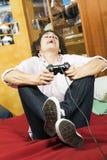 Videospelletjes Royalty-vrije Stock Afbeeldingen