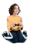 Videospelletjes Stock Foto