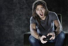 Videospiel Lizenzfreie Stockbilder