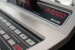 Videospielcomputer Philips-G7000 Stockfotografie