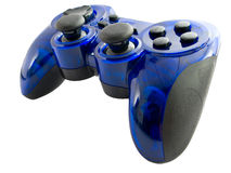 Videospielcontroller Lizenzfreies Stockbild