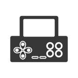 Videospielkonsole Portable Lizenzfreie Stockfotografie