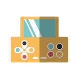 Videospielkonsole Portable Stockfoto