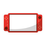 Videospielkonsole Portable Lizenzfreies Stockbild