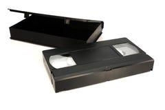 Videotape di VHS Fotografie Stock Libere da Diritti