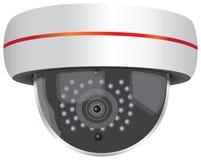 Videoveiligheidscamera Royalty-vrije Stock Foto