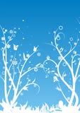 Vides y hojas Imagen de archivo libre de regalías