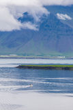 Videy Island Iceland Stock Photos