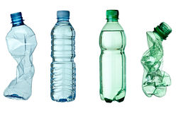 Videz la bouteille Photos libres de droits