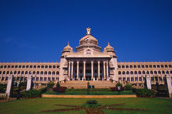 Vidhana soudha Stock Photography