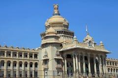 Vidhana Soudha, Bangalore lizenzfreie stockbilder