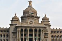 Vidhana-soudha, Bangalore, Karnataka lizenzfreie stockbilder