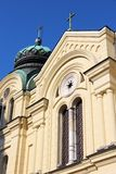 Vidin, Bulgaria. Orthodox Cathedral of Saint Dimitar Royalty Free Stock Photography