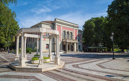 Vidin-Dramatheater Stockfotos