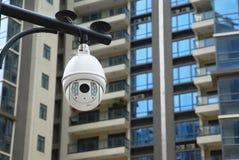 Vidéos surveillance Photographie stock libre de droits