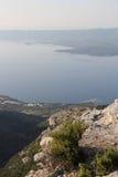 Vidova Gora, Croacia, año 2013 Imagenes de archivo