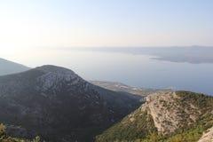 Vidova Gora, Croacia, año 2013 Fotos de archivo