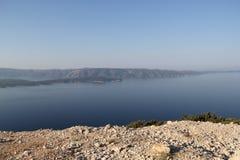Vidova Gora, Croacia, año 2013 Imagen de archivo