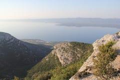 Vidova Gora, Kroatien, år 2013 Royaltyfri Fotografi