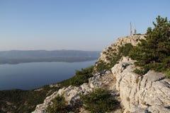 Vidova Gora, Kroatien, år 2013 Royaltyfri Foto
