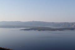 Vidova Gora, Kroatien, år 2013 Arkivbild