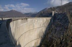 Vidraru Dam Royalty Free Stock Photos