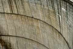Vidraru dam Royalty Free Stock Images